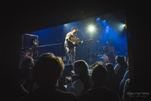 concert of The Homeless Gospel Choir at The Liquid Room, Edinburgh (2018)