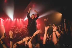 concert of Imminence at Bi Nuu in Berlin
