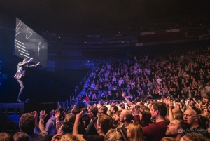 concert of The Killers at Lanxess Arena, Köln (2018)