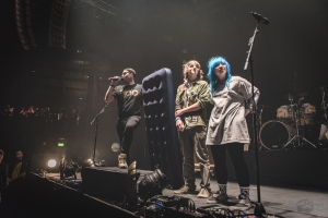 Koo Koo Kanga Roo at Roundhouse in London 2017 (Lost Evenings)