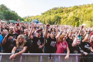 Le Fly - Rock Am Beckenrand - Wolfshagen [31.08.2019]