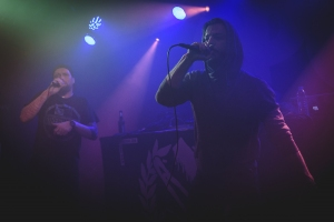 Mach One at Cassiopeia in Berlin during Streetwar Fest 2016