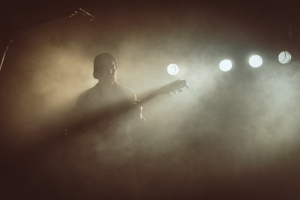 concert of Mainfelt at Musik & Frieden, Berlin (2018)