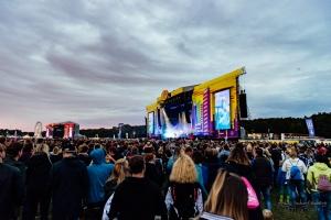 concert of Marteria at Lollapalooza Festival Berlin (2017)