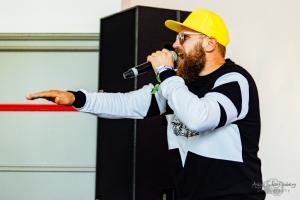 concert of Mc Fitti at Lollapalooza, Berlin (2017)