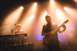 Minus The Bear at SO36 in Berlin in 2017