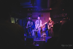 Moloch - Monarch - Berlin [08.12.2018]