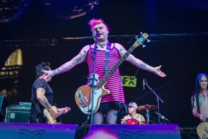 concert of NOFX at Punk In Drublic Fest, Berlin (2018)