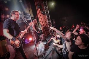 Red Fang at Lido in Berlin in 2017