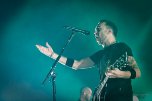 Rise Against at Velodrom in Berlin