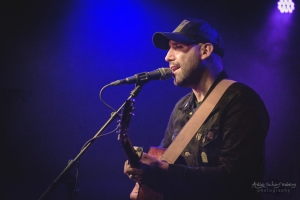concert of Rocky Catanese at Lux, Hannover (2018)
