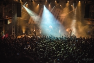 Royal Republic at Lucerna Music Hall, Prag (2017)