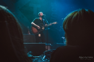 concert of Sean McGowan, Roundhouse, London, 2018