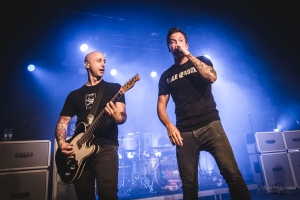 Concert of Simple Plan at Astra in Berlin in 2017