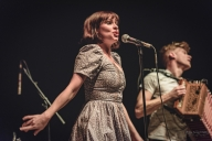 Skinny Lister at Max-Schmeling-Halle in Berlin