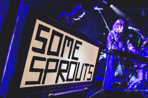 concert of Some Sprouts at Lido, Berlin (2018)