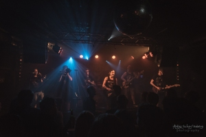 Tequila And The Sunrise Gang at Cassiopeia, Berlin (2018)
