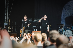 concert of The Bronx at Punk In Drublic Fest, Berlin (2018)