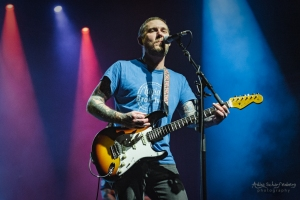 Concert of The Gaslight Anthem at Palladium, Köln (2018)