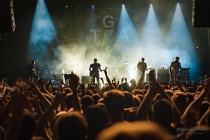 Concert of The Gaslight Anthem at Palladium, Köln (2018)
