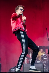 The Vaccines at Lollapalooza, Berlin (2017)