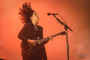 concert of The XX at Lollapalooza, Berlin (2017)