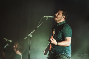 concert of Thrice at Huxley's Neue Welt, Berlin (2018)