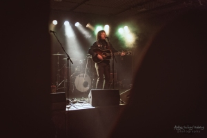 concert of Travel & Trunks at Musik & Frieden, Berlin (2018)