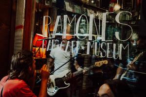 Vizediltator - Ramones Museum - BerIin [29.08.2020]