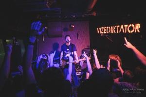 Vizediktator - Monarch - Berlin [08.12.2018]