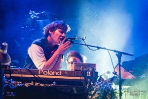 concert of Von Wegen Lisbeth at Bergfunk Open Air (2018)