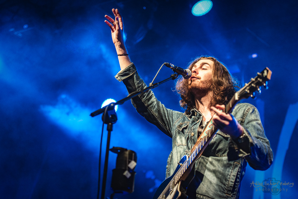 Hozier at Columbiahalle, Berlin (2016)