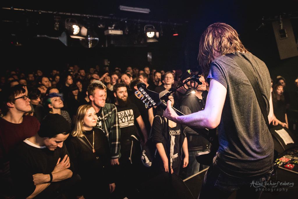 Fjort, Privatclub, Berlin, concert