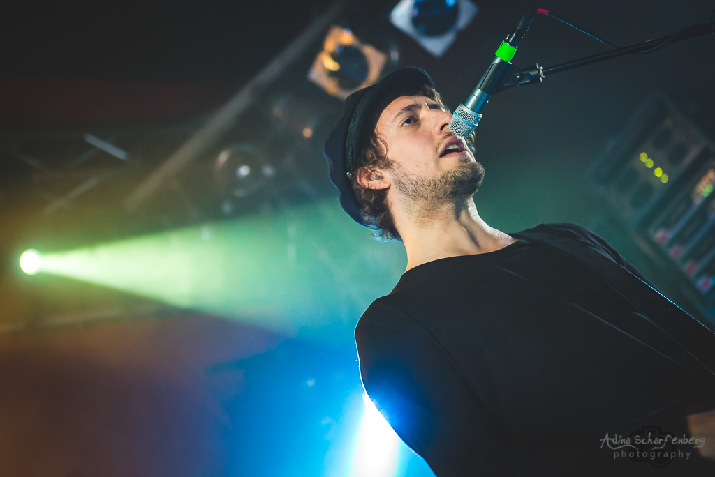 Kensington at Lido, Berlin (2016)