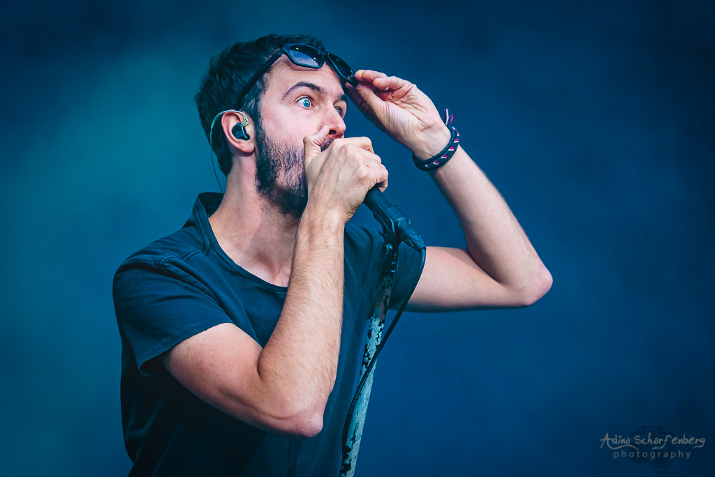 Editors at Zitadelle Spandau, Berlin (2016)