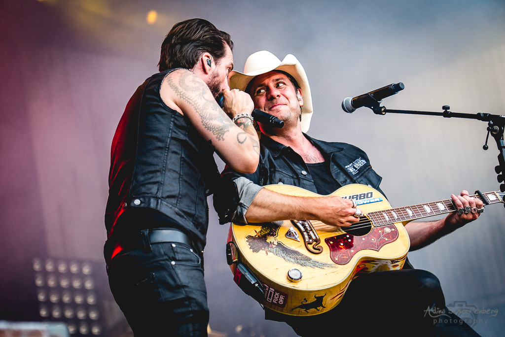 The BossHoss at Zitadelle Spandau, Berlin (2016)