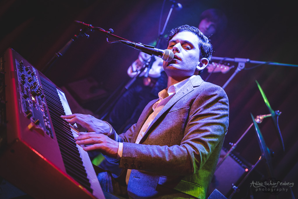 Luke Elliot at Privatclub, Berlin (2017)