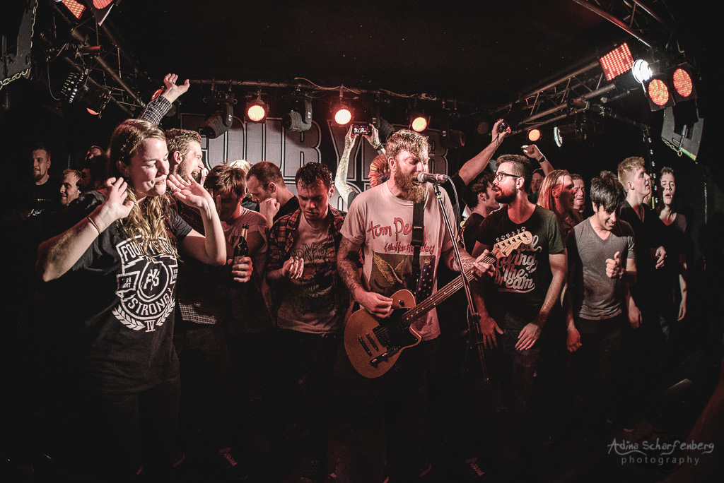 Four Year Strong at Cassiopeia, Berlin (2017)