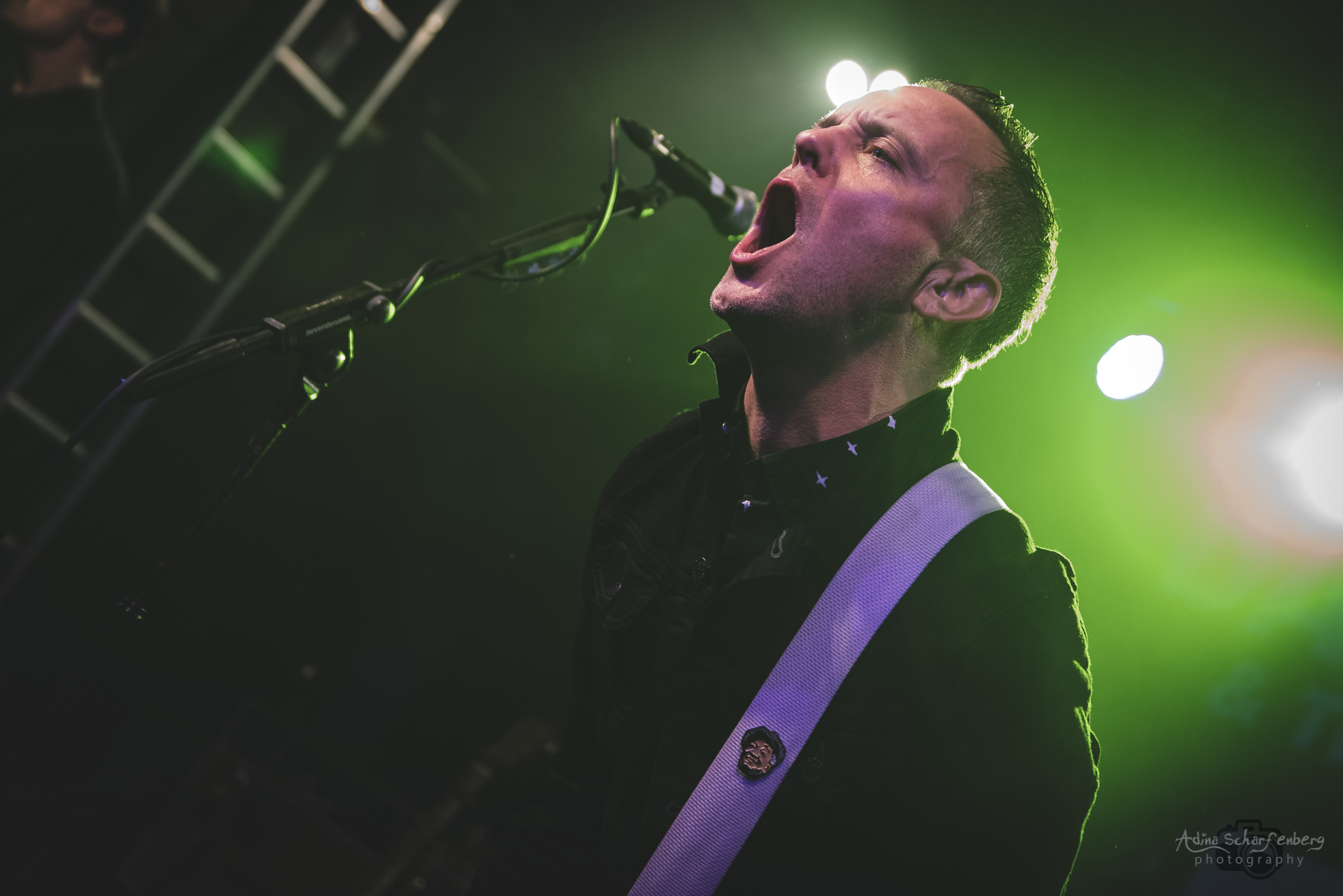 DAVE HAUSE, SAM RUSSO  ♦  The Garage  ♦  London