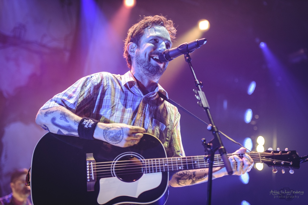 FRANK TURNER & THE SLEEPING SOULS ♦ Roundhouse ♦ London