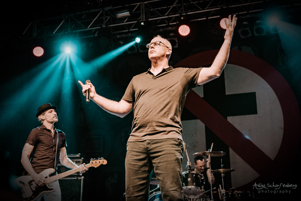 Bad Religion at Huxleys Neue Welt, Berlin (2017)