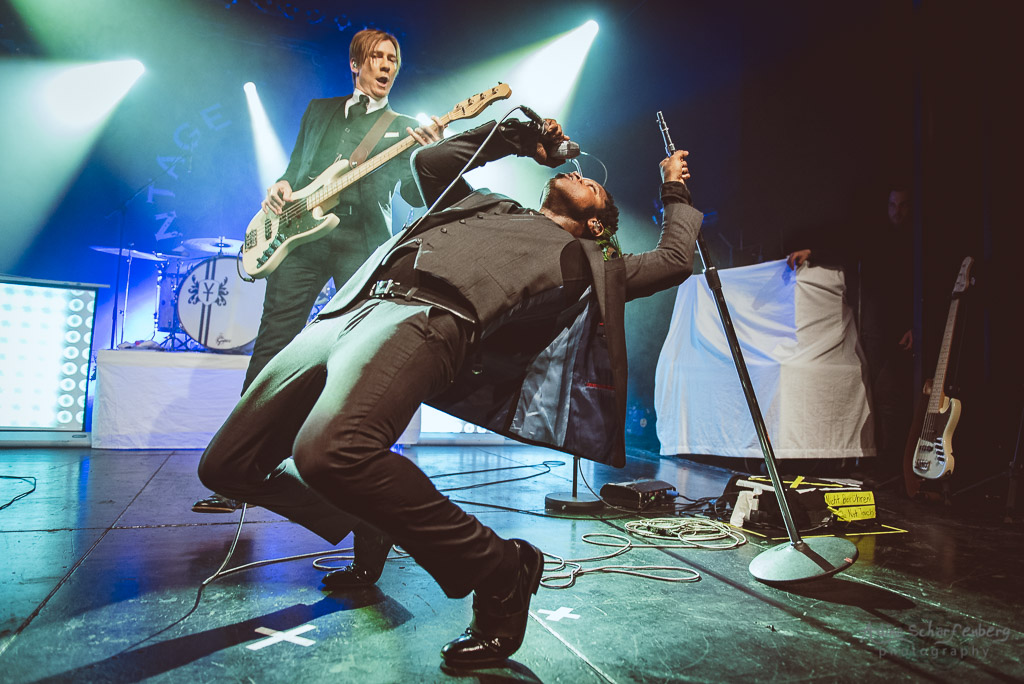 Vintage Trouble at Columbiatheater, Berlin (2017)