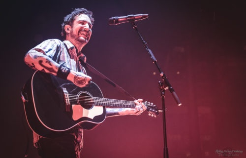 Frank Turner & The Sleeping Souls at Roundhouse in London