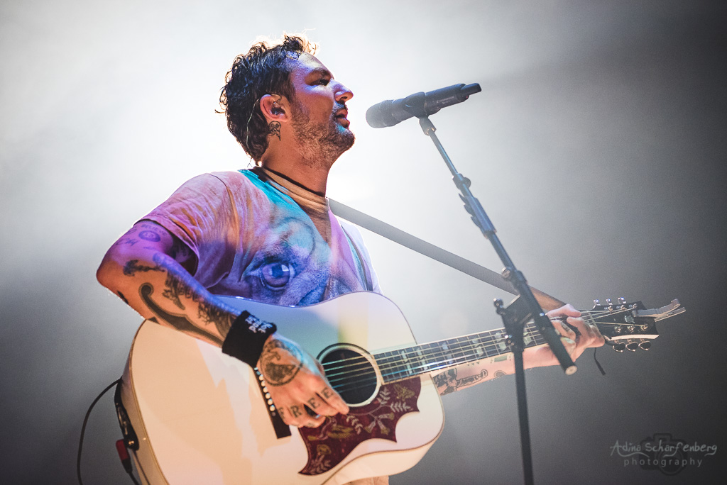 Frank Turner at Roundhouse, London (2017)