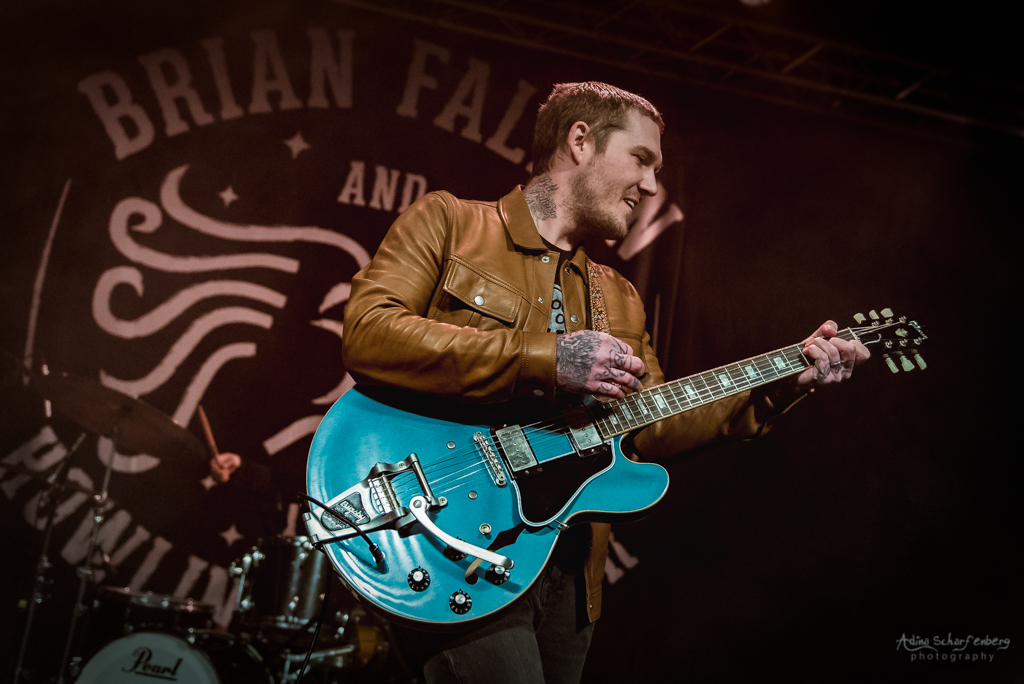 BRIAN FALLON, DAVE HAUSE ♦ Rock City ♦ Nottingham