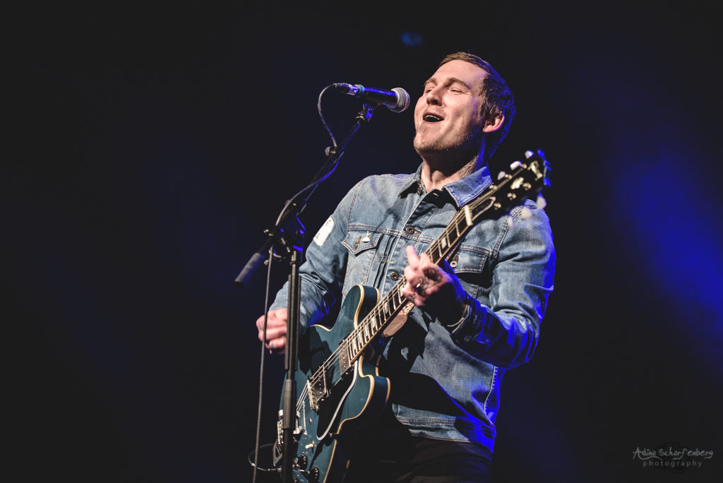 Brian Fallon at Olympia Theatre, Dublin (2018)