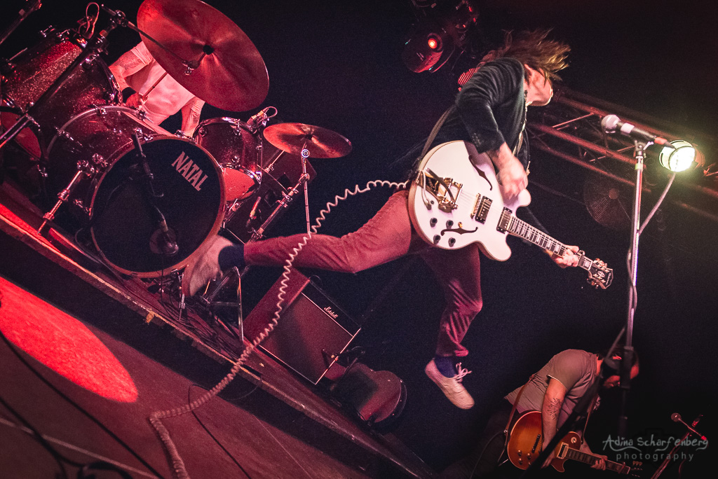 Beach Slang at Cassiopeia, Berlin (2016)