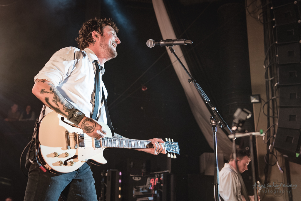FRANK TURNER & THE SLEEPING SOULS, ARKELLS, THE HOMELESS GOSPEL CHOIR ♦ O2 Academy ♦ Newcastle