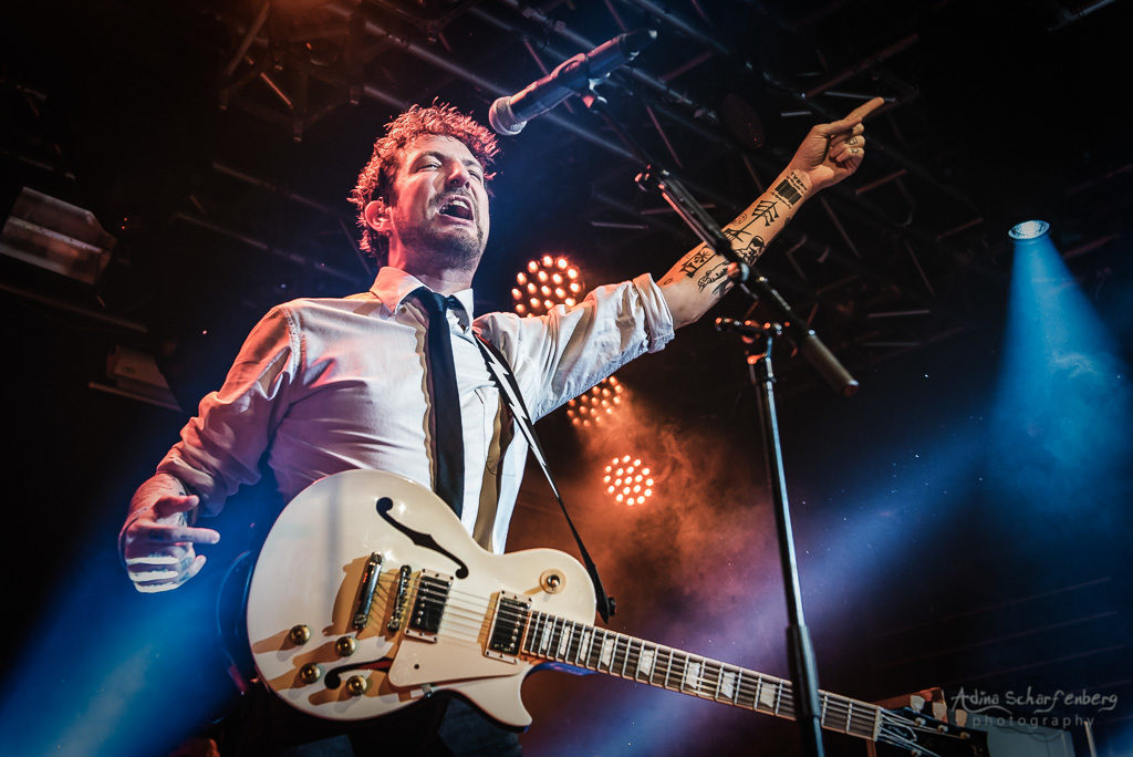portfolio Frank Turner at The Liquid Room, Edinburgh (2018)