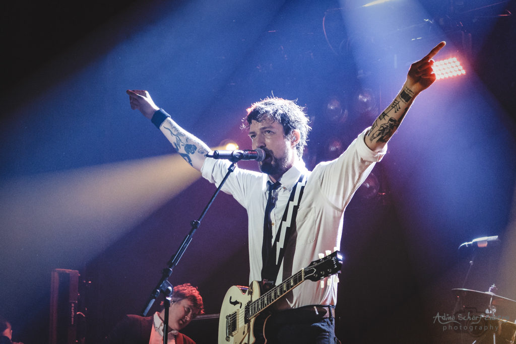 Frank Turner at Roundhouse, London (2018)